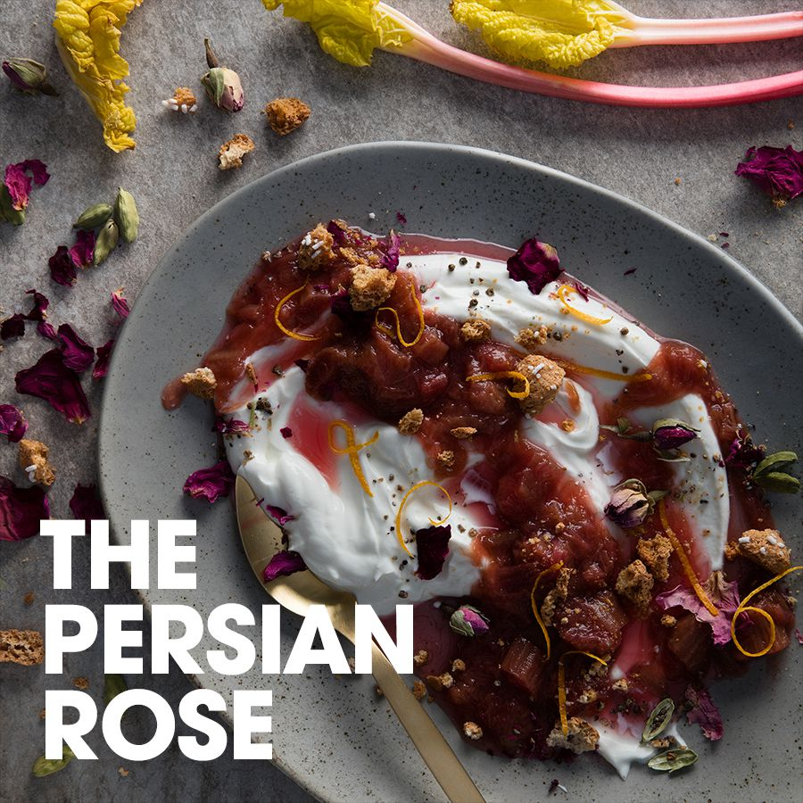 The persian rose